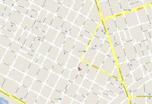 Η τοποθεσία μας στον χάρτη
